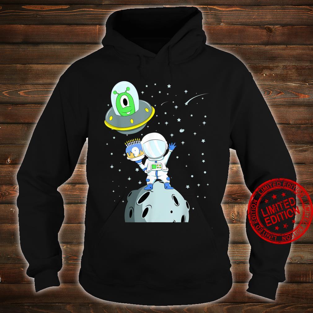 9 Geburtstag Junge ICH BIN 9 Jahre WELTRAUM Geschenk Shirt hoodie