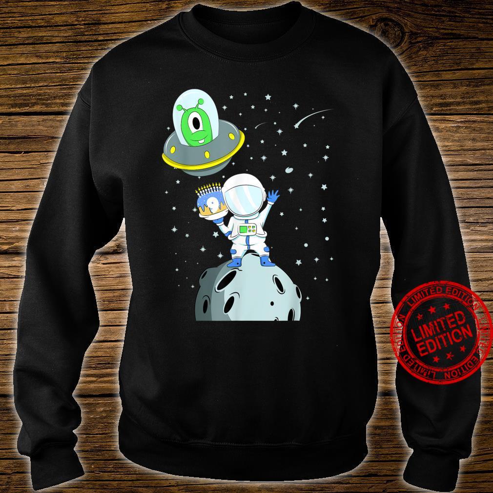 9 Geburtstag Junge ICH BIN 9 Jahre WELTRAUM Geschenk Shirt sweater