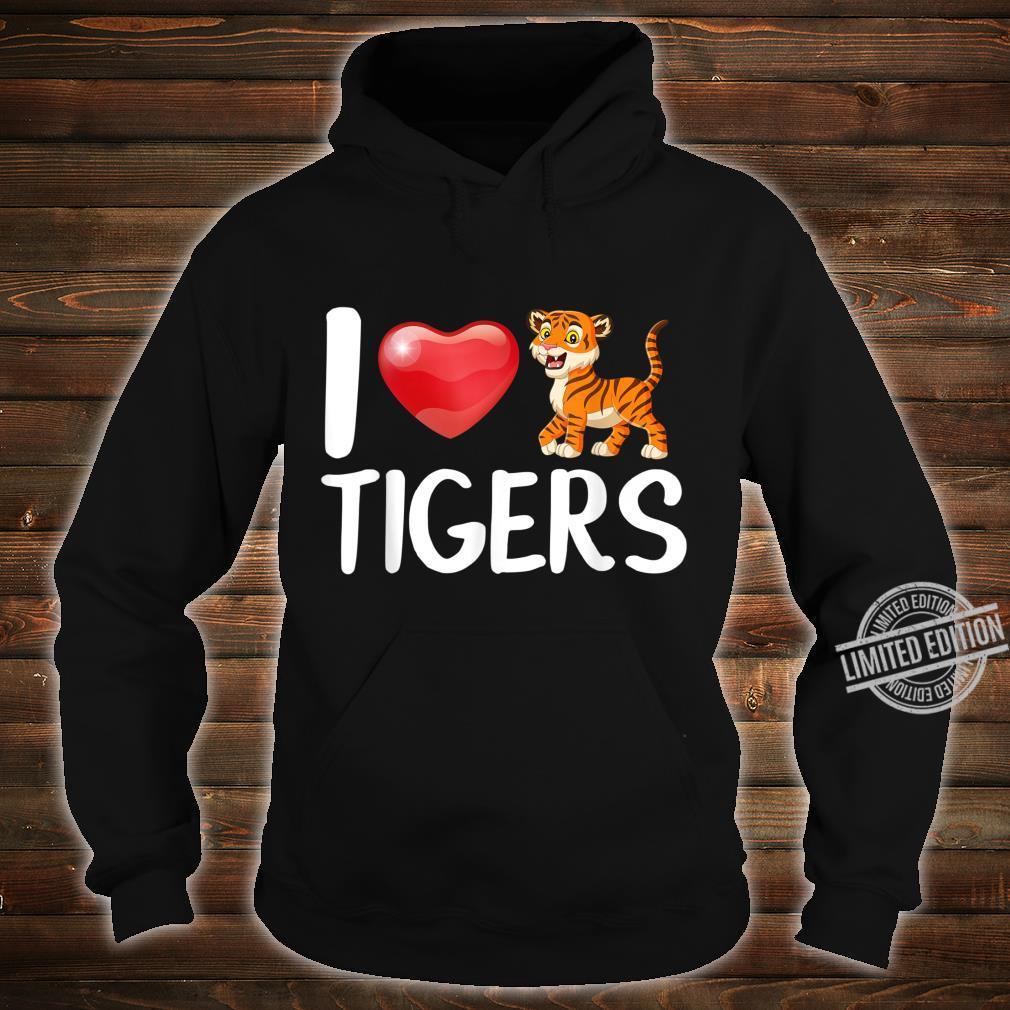 Baby Tiger Kostüm Baby Tiger Shirt hoodie