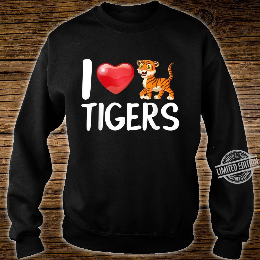 Baby Tiger Kostüm Baby Tiger Shirt sweater