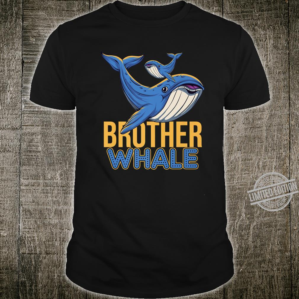 Brother Whate Shirt Matching Family Tribe Son Boys Shirt