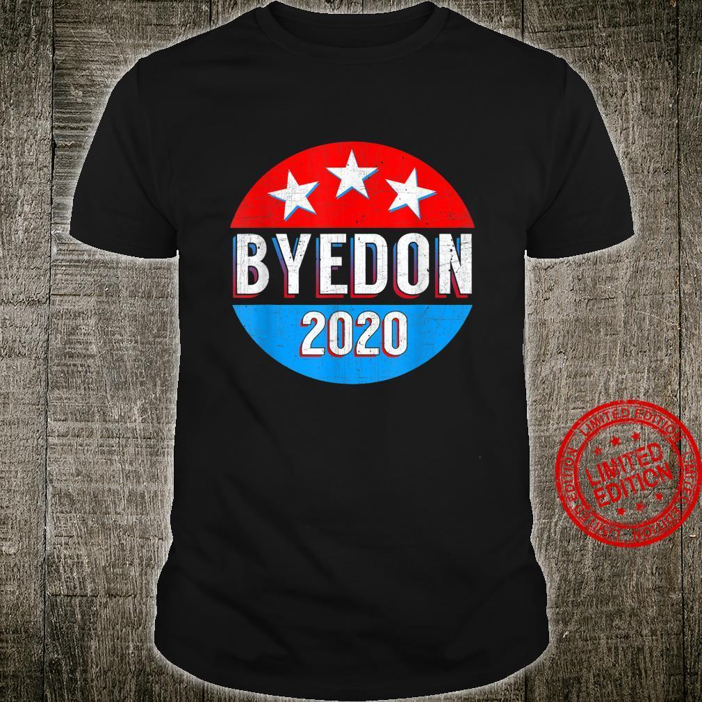 Byedon Anti Biden Pro Trump Republican Shirt