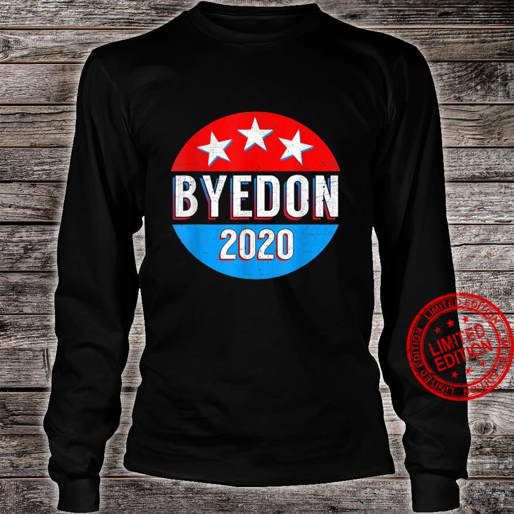 Byedon Anti Biden Pro Trump Republican Shirt long sleeved