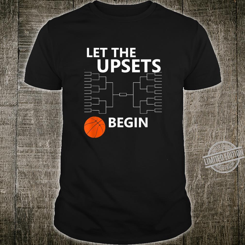 College Basketball Madness 2020 Bracket Upset Fan Team Shirt