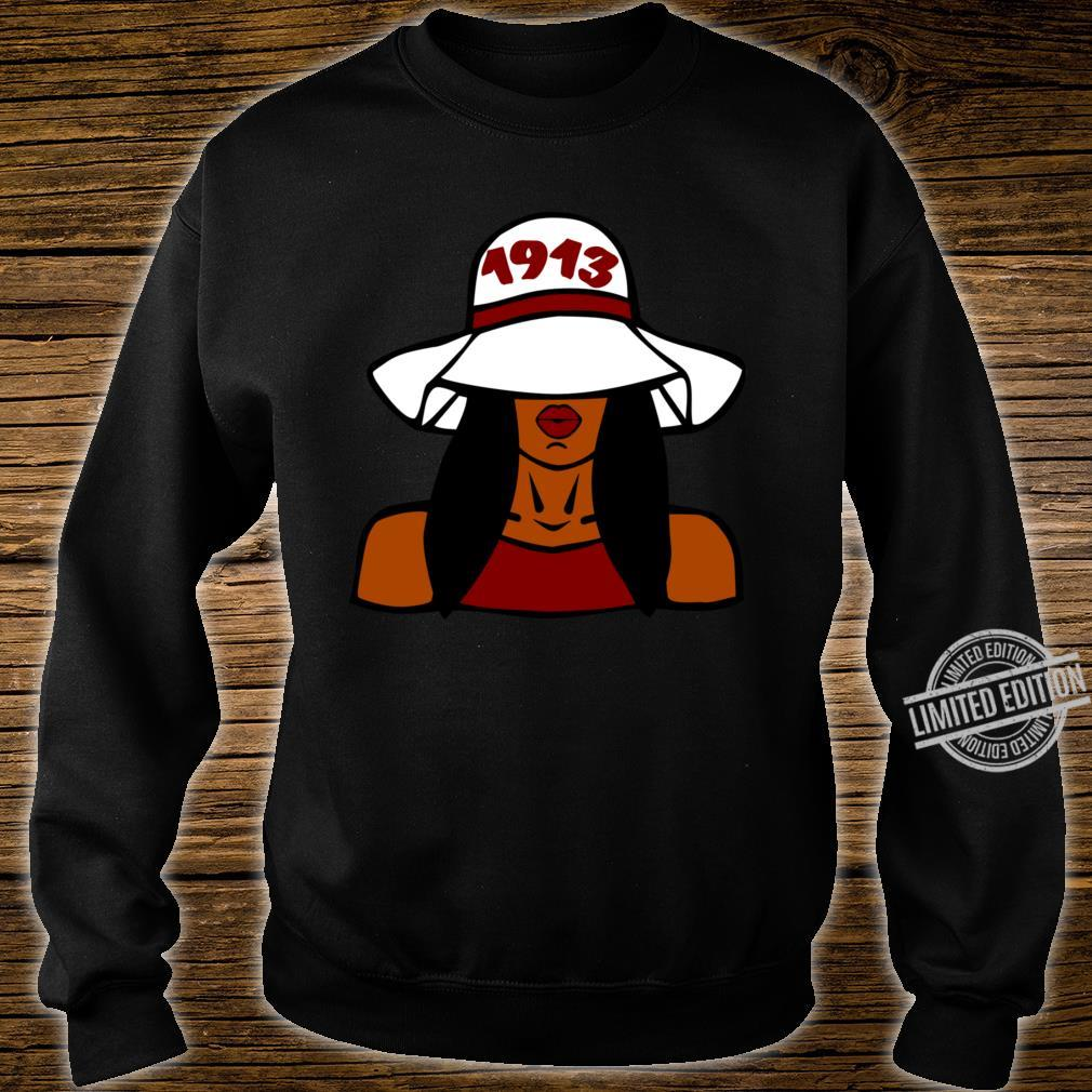 Delta Sigma Theta Paraphernalia 1913 Shirt sweater