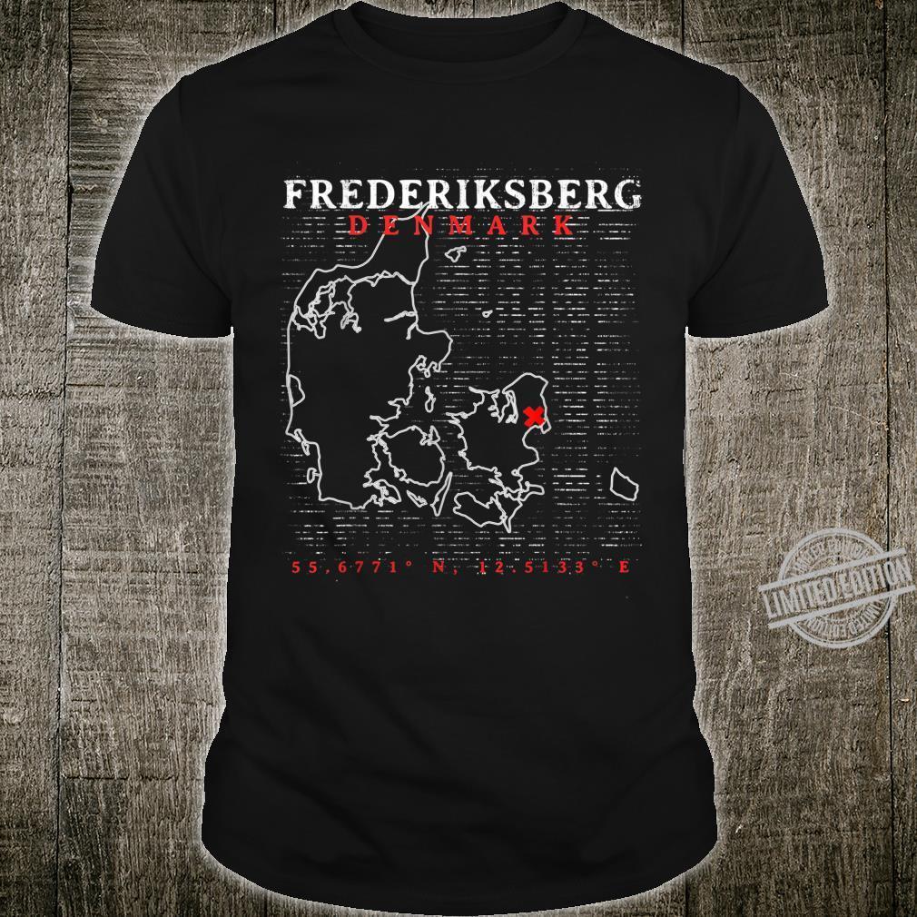 Denmark Frederiksberg Shirt