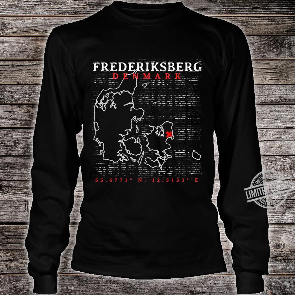 Denmark Frederiksberg Shirt long sleeved