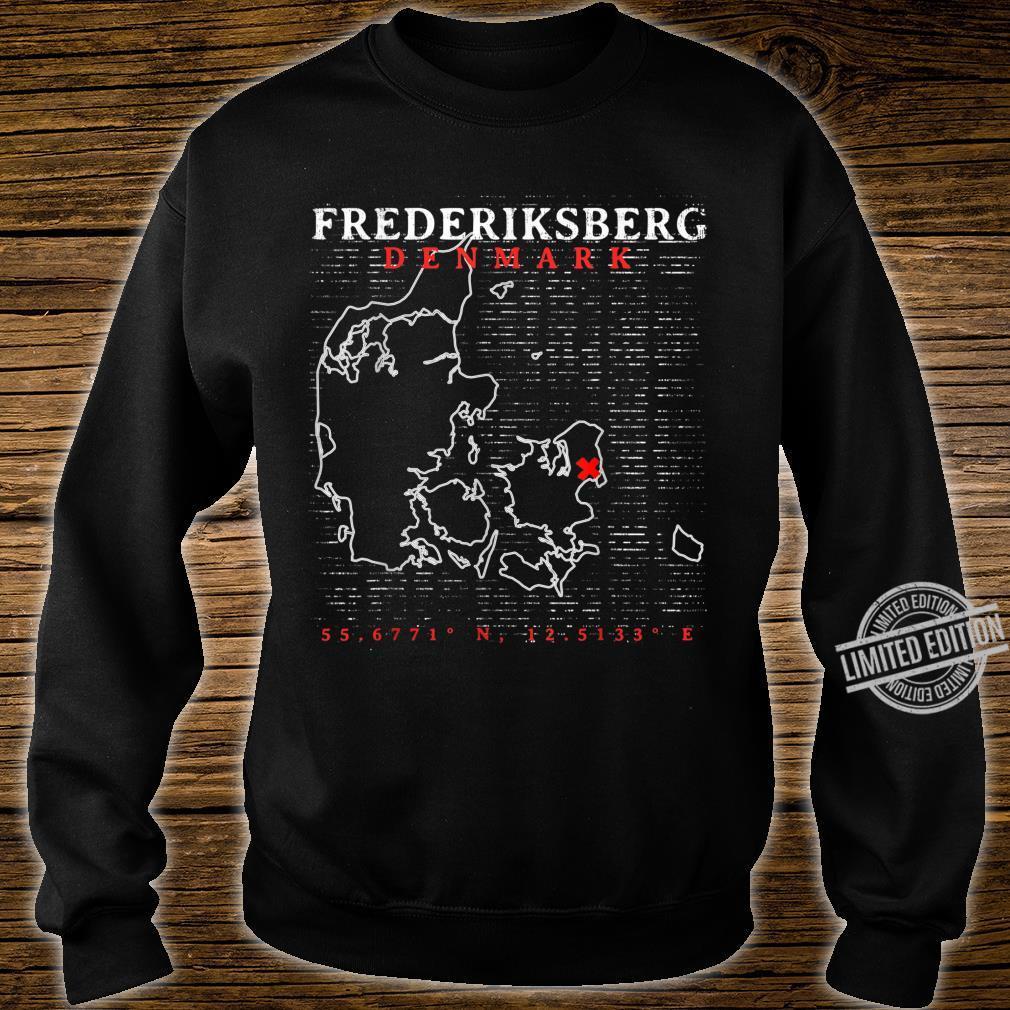 Denmark Frederiksberg Shirt sweater