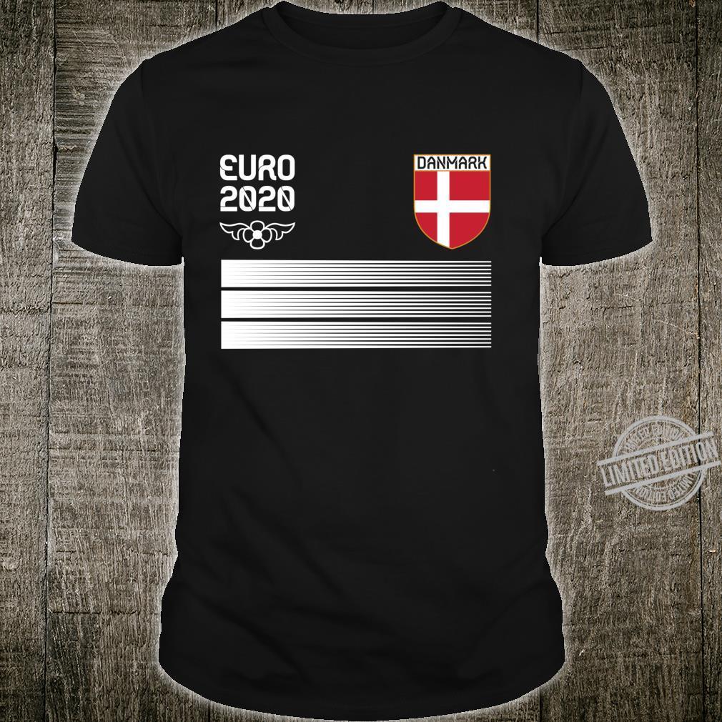Denmark Fußballtrikot 2020 Danish Fußbal Langarmshirt Shirt