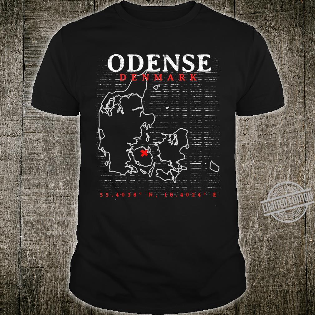 Denmark Odense Shirt