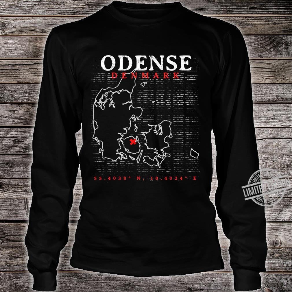 Denmark Odense Shirt long sleeved