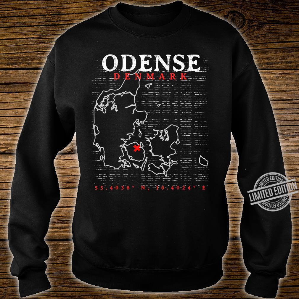 Denmark Odense Shirt sweater
