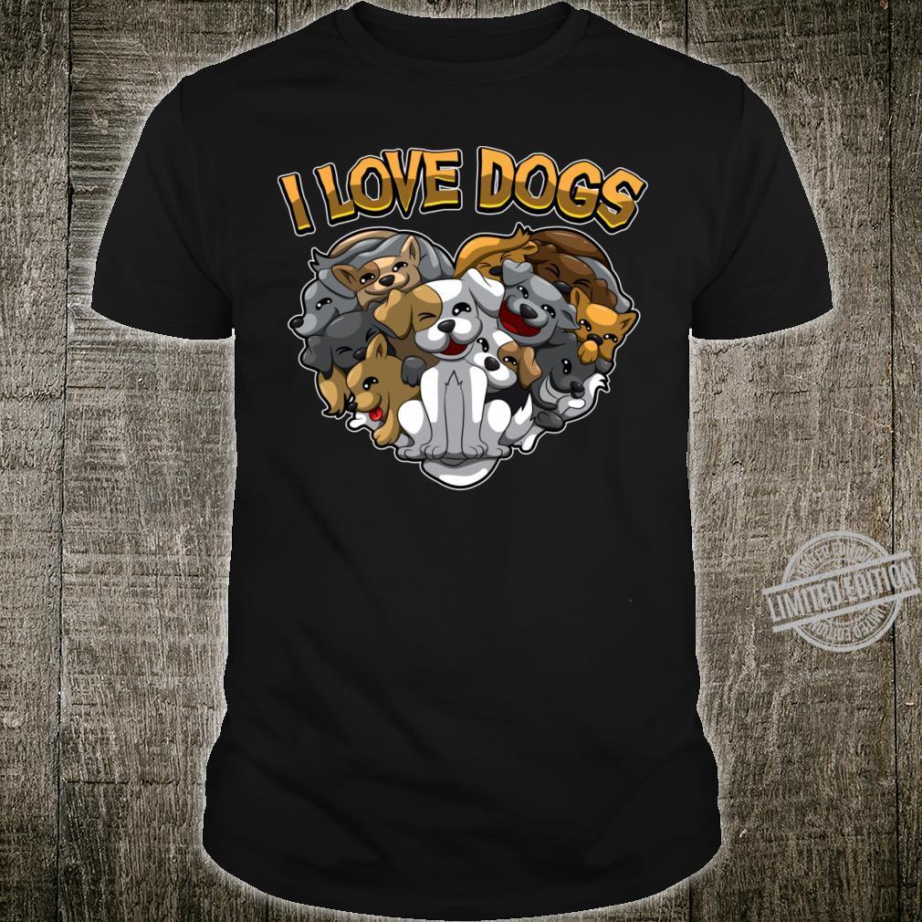 Dog Owner Baseball Shirt