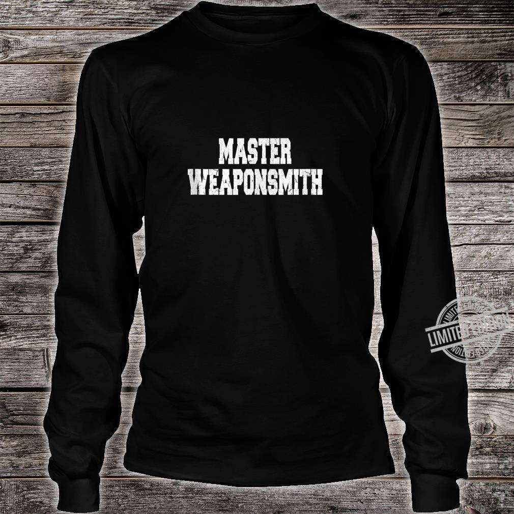Funny Distressed Video Gamer Crafting Creating InGame Shirt long sleeved