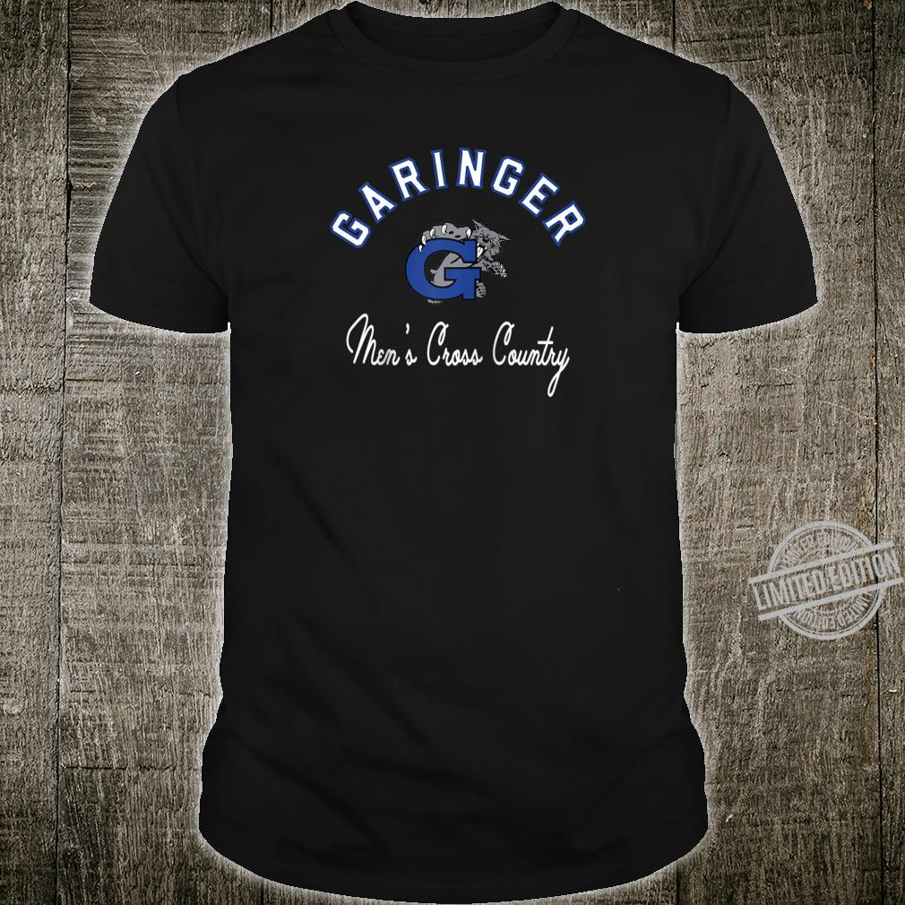 Garinger High School Wildcats's Cross Country Shirt