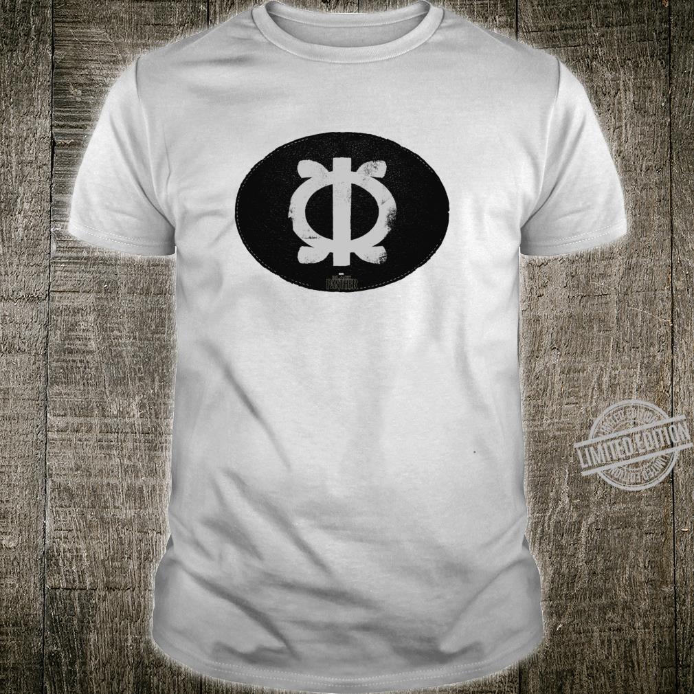 Marvel Black Panther Symbol Shirt