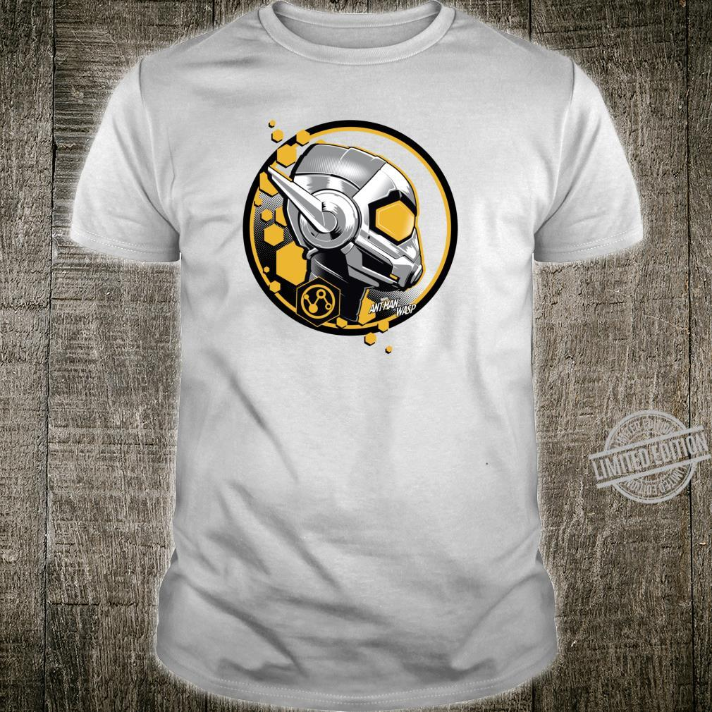Marvel Wasp Helmet Profile Shirt
