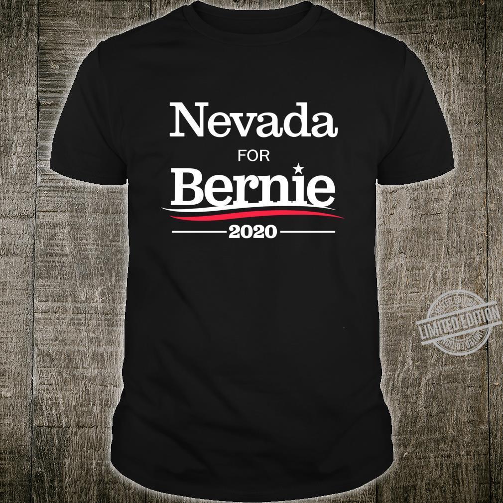 Nevada For Bernie Sanders 2020 Shirt