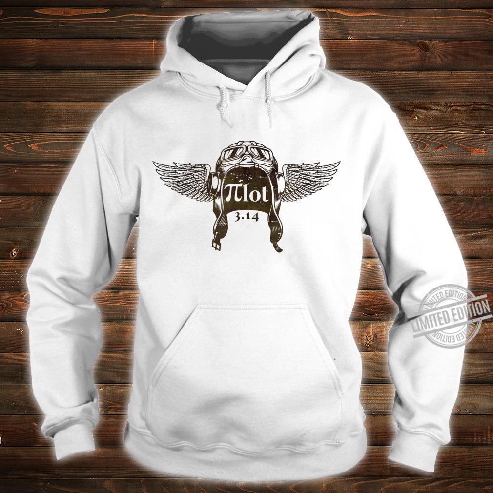 Pilot Aviators Math Geek Nerd Shirt hoodie