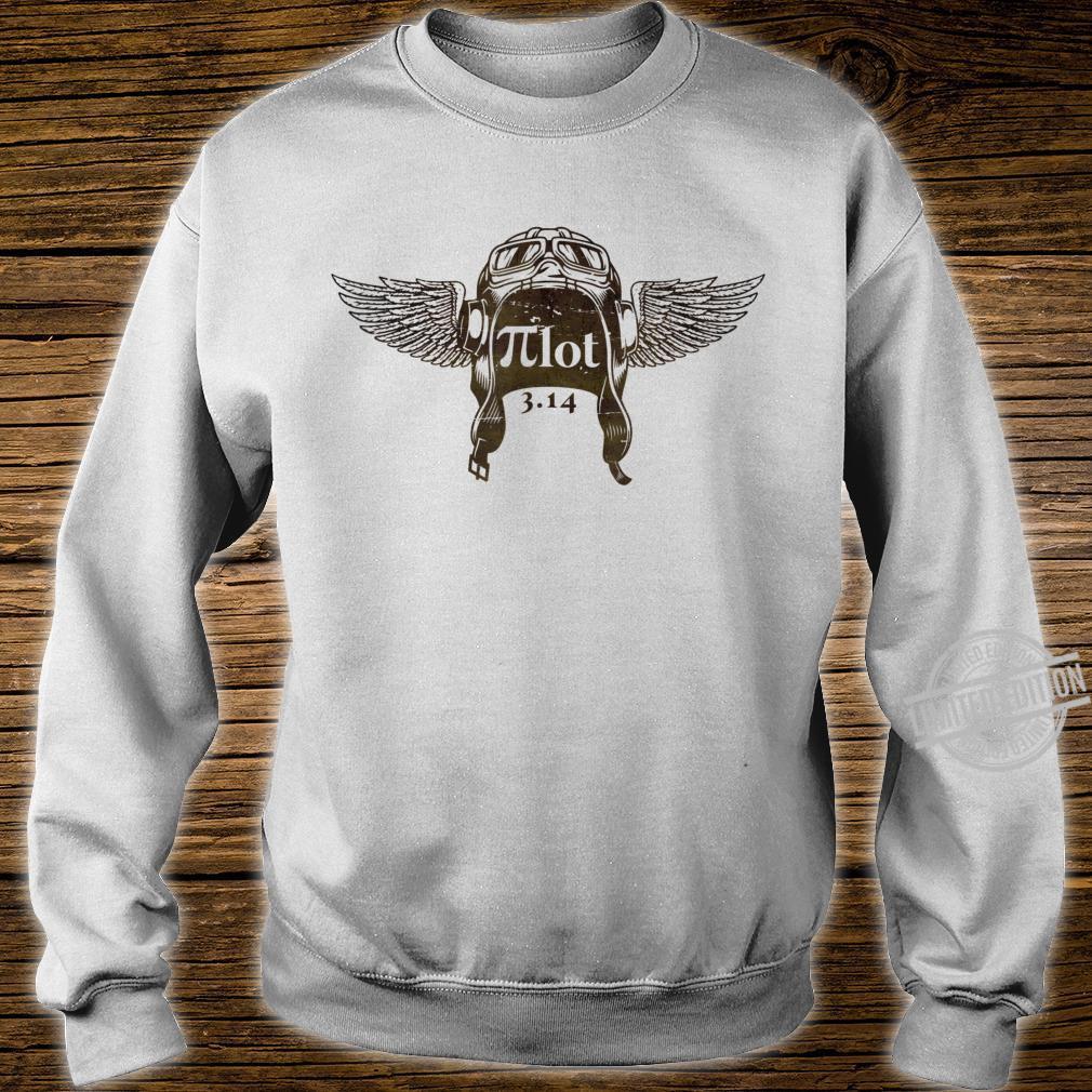 Pilot Aviators Math Geek Nerd Shirt sweater