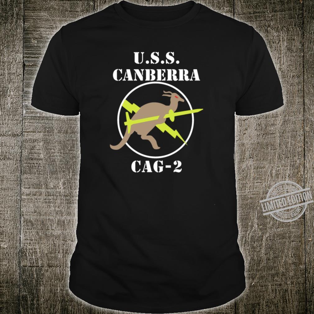 USS Canberra CAG 2 Shirt
