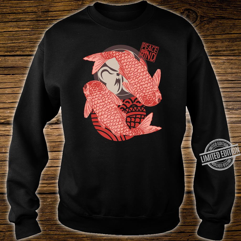 Ying And Yangtal Peace and Spiritually Mind Outfit Shirt sweater